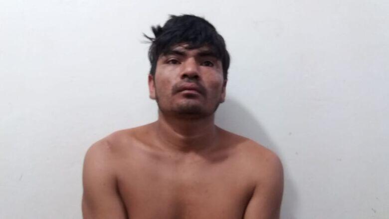 Vítima também estava sendo procurada pela polícia - Crédito: Divulgação/PM