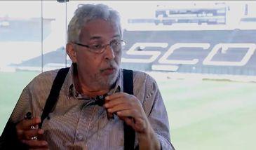 Ex-presidente do Vasco Eurico Miranda - Crédito: TV Brasil