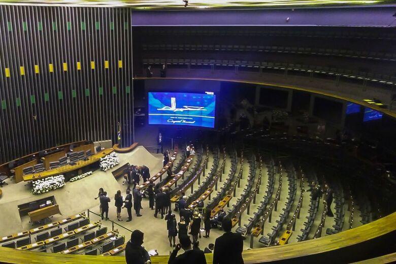 A CCJ é considerada a principal comissão da Casa e terá a função de dar encaminhamento à reforma da Previdência - Crédito: José Cruz/Agência Brasil