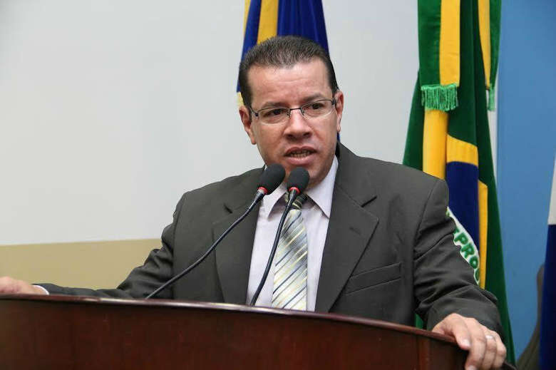 Pedro Pepa pode ter o mandado de vereador cassado - Crédito: Divulgação/CMD