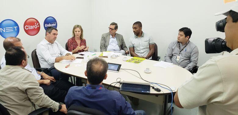 Governo se reuniu e espera ter internet de alta qualidade em 2020 - Crédito: Maurício Borges