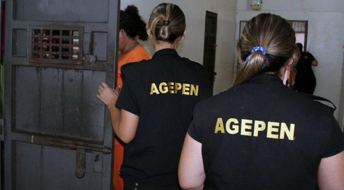 Alunos reclamam da demora da formatura e das notas do curso de formação - Crédito: Divulgação/Agepen