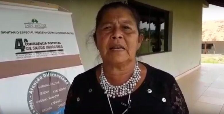 A homenageada da 12ª edição do Prêmio será a professora Edite Martins Guarani - Crédito: Reprodução