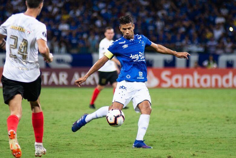 Time brasileiro já garantiu classificação para a fase de oitavas de final - Crédito: Bruno Haddad/Cruzeiro