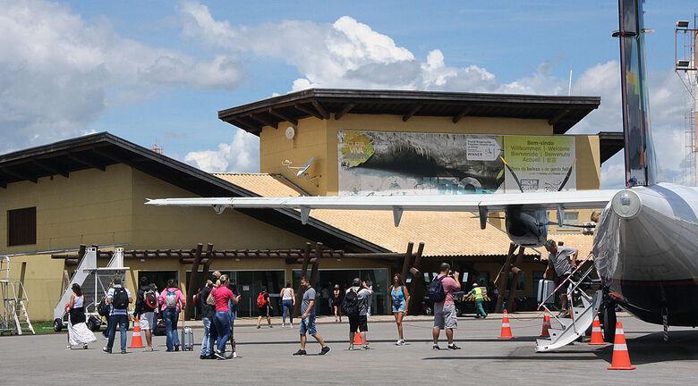 Aeroporto de Bonito na gestão do Estado: mais investimentos, mais turismo - Crédito: Edemir Rodrigues