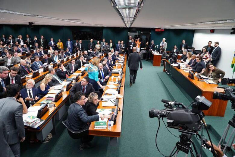 Discussões foram encerradas na noite desta terça-feira - Crédito: Pablo Valadares/Câmara dos Deputados