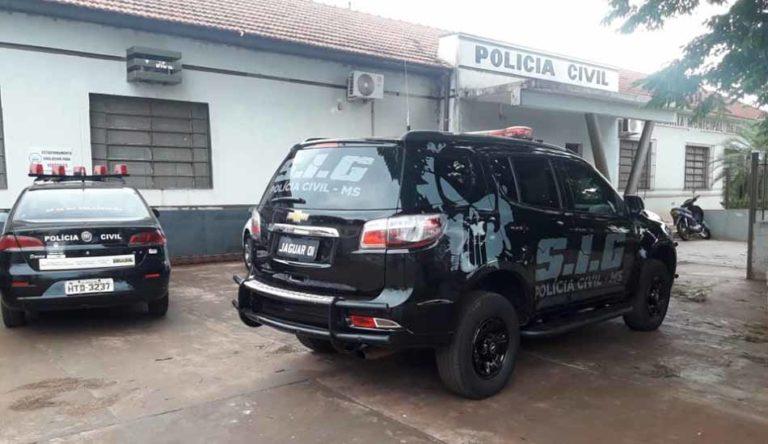 Polícia de Rio Brilhante prendeu os responsáveis pela falsificação e venda ilegal - Crédito: Divulgação