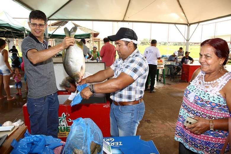 Festa do Peixe não vai mais acontecer na data divulgada - Crédito: Arquivo/Assecom