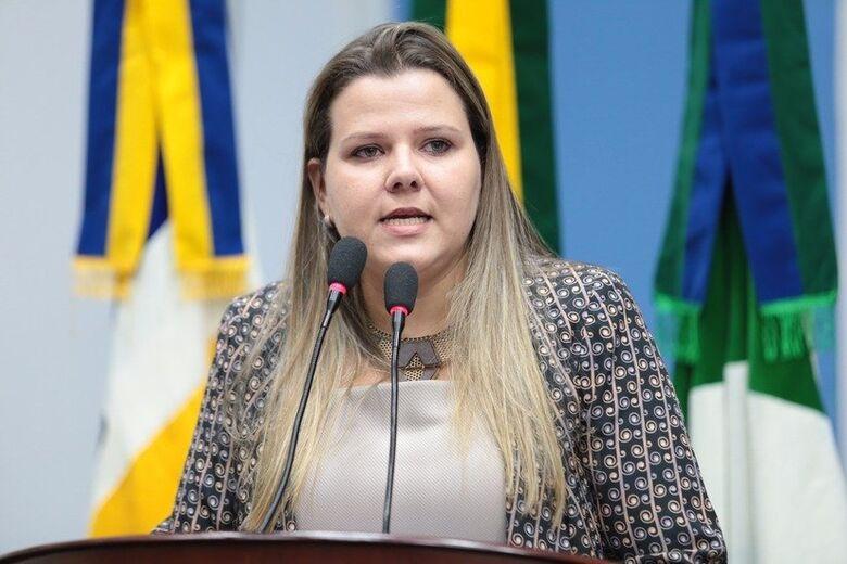 Daniela Hall afirma que convocação foi manobra - Crédito: Divulgação