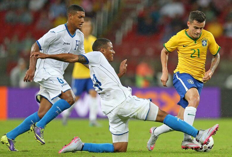 Estádios Mané Garrincha e Beira-Rio receberão os jogos programados para os dias 05 e 09 de junho - Crédito: Rafael Ribeiro / CBF