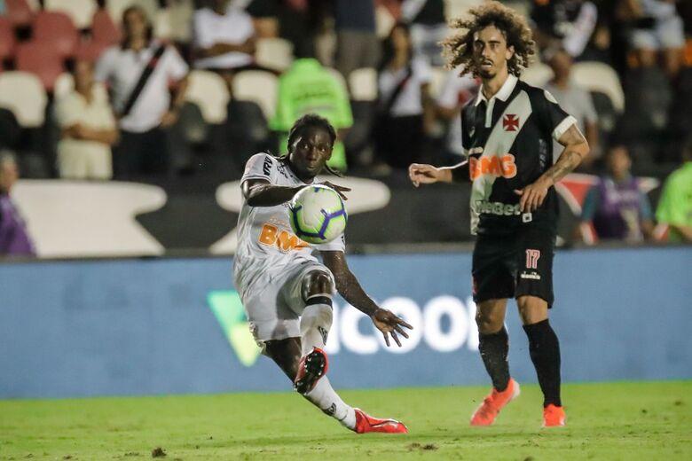 Galo, Peixe e Tricolor foram as únicas equipes a vencer os dois primeiros jogos deste Brasileirão - Crédito: Bruno Cantini/Atlético-MG