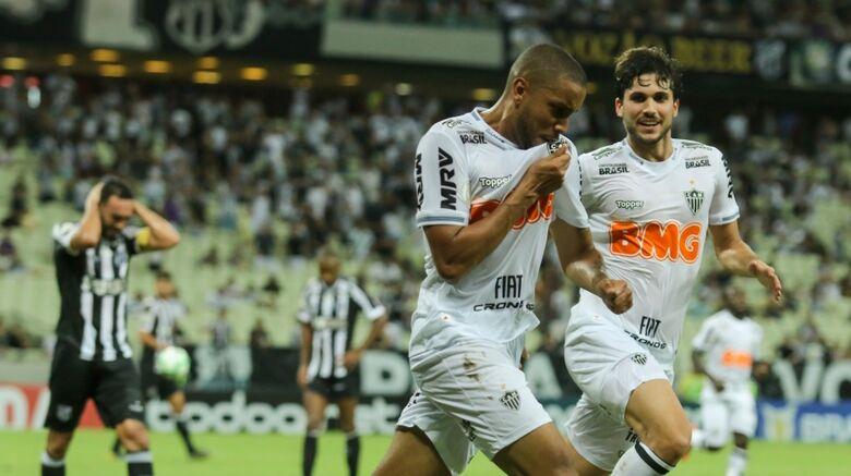 Galo lidera isolado após três jogos no nacional com vitórias - Crédito: Pedro Chaves/Agif