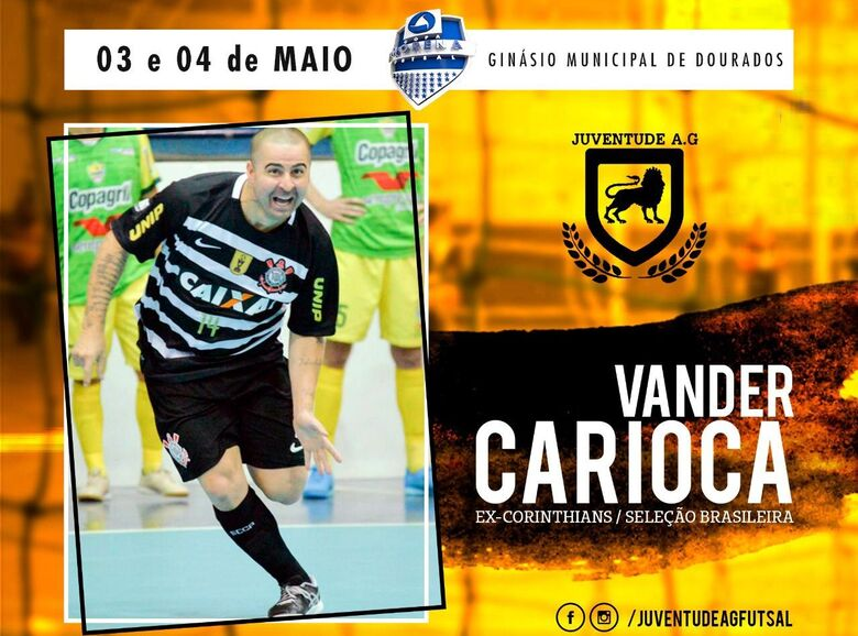 Dourados volta receber jogos da Copa Morena nesta sexta-feira e sábado -