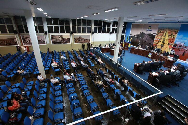 Na última semana, a Casa de Leis realizou sessão especial de julgamento de Denize Portollan, a qual teve seu mandato cassado - Crédito: Thiago Morais/CMD