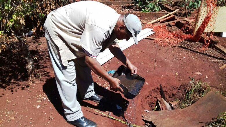Trabalho de prevenção segue em todo município - Crédito: Divulgação