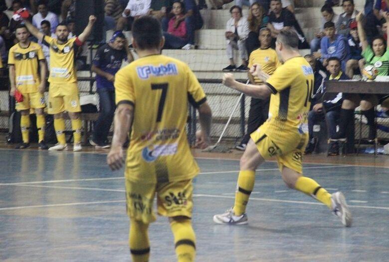 Juventude AG passou com três goleadas na primeira fase - Crédito: Cleber Soares/Dourados Esportivo