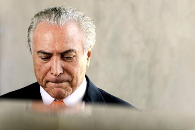 Ex-presidente irá se apresentar para a Polícia Federal - Crédito: Arquivo/Agência Brasil