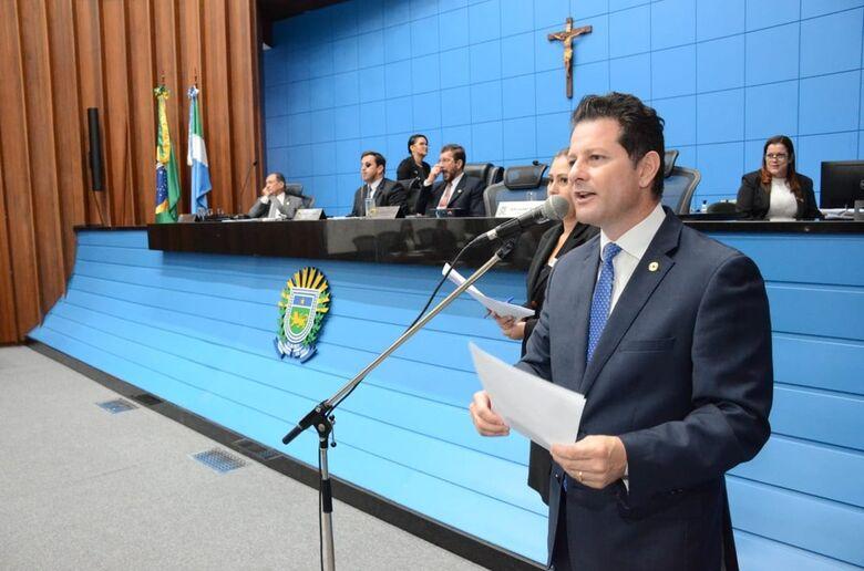 Deputado Renato Câmara apresentou na Assembleia Legislativa projeto de lei para a instituição da Semana Estadual de Doação de Órgãos e Tecidos - Crédito: Divulgação