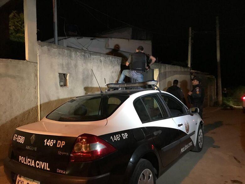 Operação Triunvirato ocorreu no norte fluminense - Crédito: Cléber Rodrigues/Inter TV