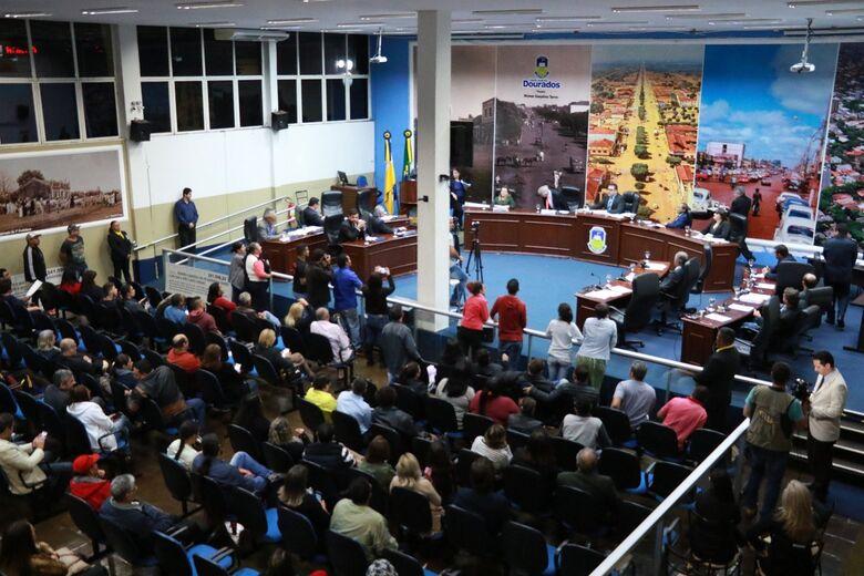 Com seis votos contrários à cassação, denúncia em desfavor de Cirilo Ramão foi arquivada - Crédito: Thiago Morais