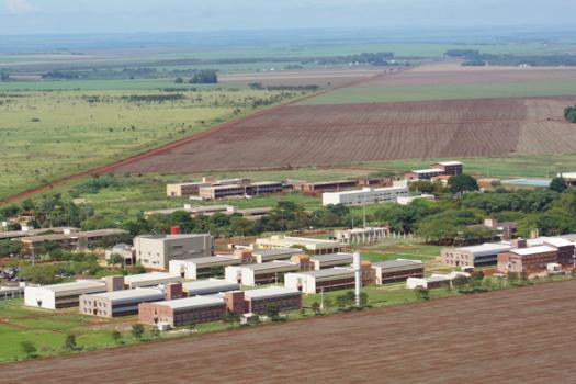 UFGD foi uma das universidades prejudicadas com o corte - Crédito: Divulgação