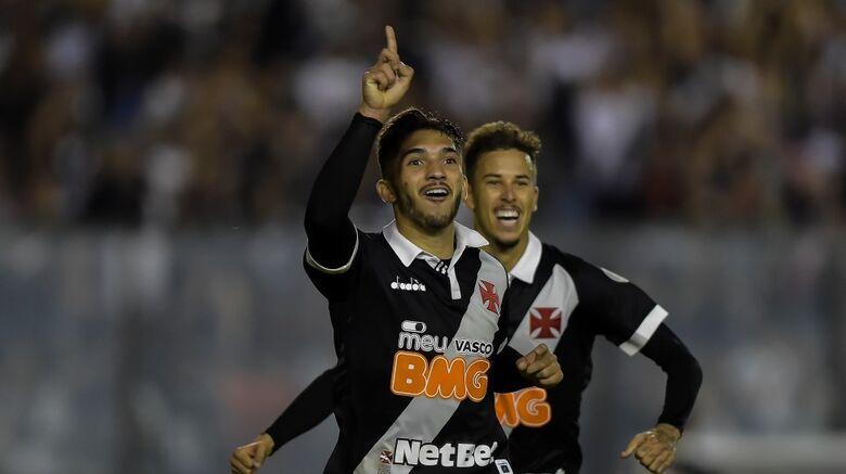 Vasco obteve a primeira vitória no nacional - Crédito: Thiago Ribeiro/AGIF