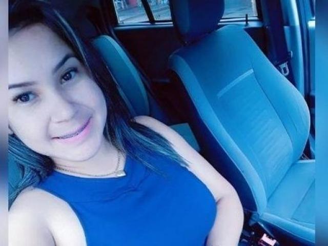 Reinalda Silva Lopez teria sido atropelada pelo condutor do Jetta após cair no asfalto - Crédito: Ponta Porã Informa