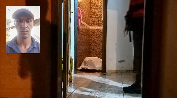 Homem foi morto dentro do banheiro a facadas na noite desta quarta-feira - Crédito: Aislan Nonato/Ifato