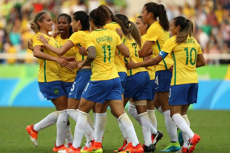 Brasil avançou em terceiro em seu grupo - Crédito: Divulgação/Rio 2016