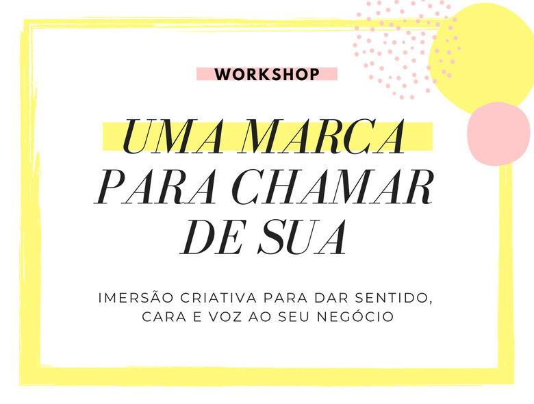 Workshop sobre Criação de Marca e Inovação acontecerá amanhã, 15 - Crédito: Divulgação