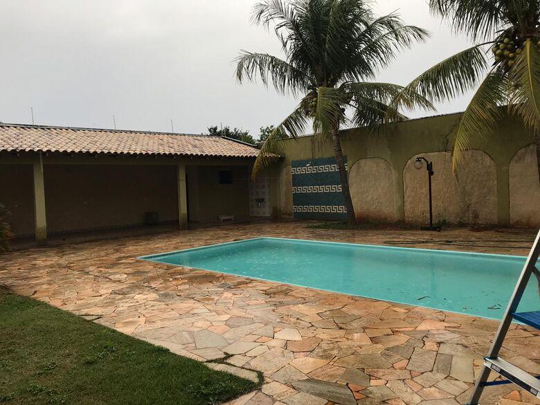 Casas eram usadas por facções em Campo Grande - Crédito: Divulgação/PF