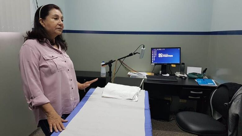 Délia relatou que está sofrendo calúnias na página da prefeitura - Crédito: Divulgação/PMD