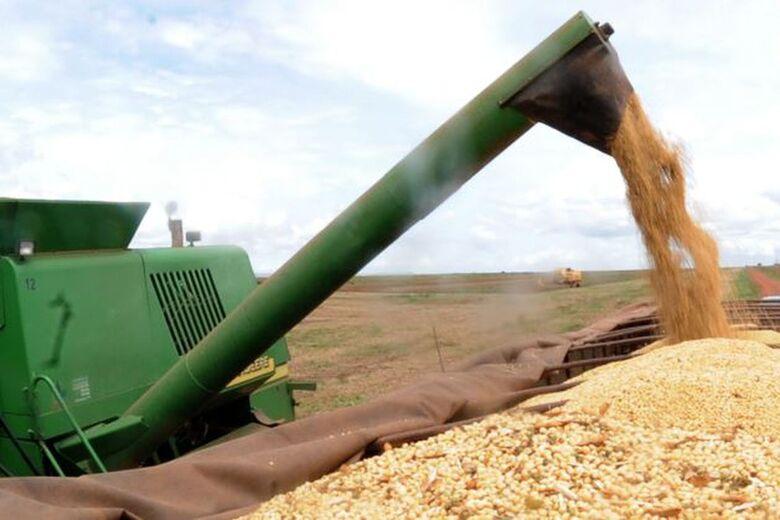 projeção é que serão colhidas 234,7 milhões de toneladas - Crédito: Arquivo/Agência Brasil