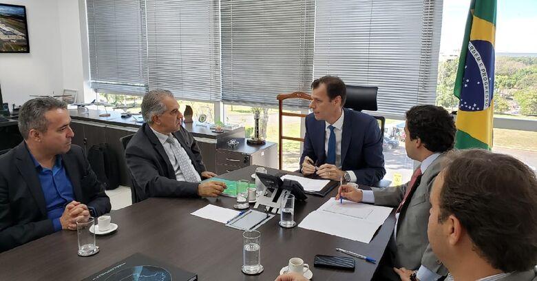 SAC garantiu investimentos nos aeroportos de Campo Grande, Dourados, Bonito e Coxim - Crédito: Divulgação
