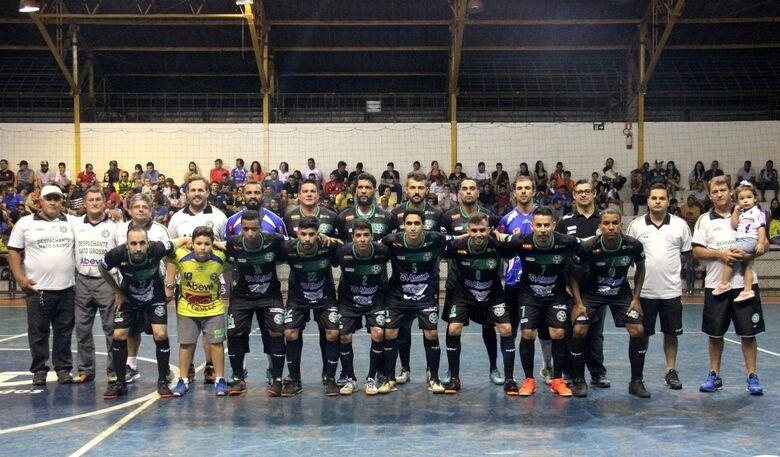 Despachante Mato Grosso joga em casa na segunda fase - Crédito: Cleber Soares/Dourados Esportivo