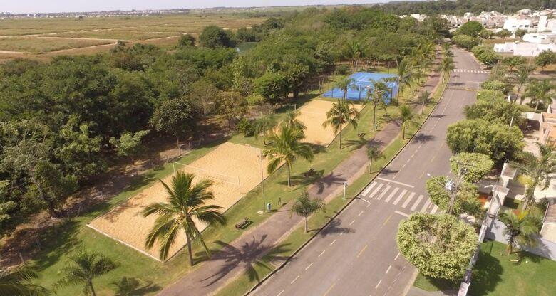 Os parques lineares ajudam na preservação dos recursos naturais de forma a minimizar a degradação do meio ambiente - Crédito: Divulgação