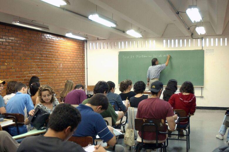 A lista de espera do Prouni estará à disposição das instituições - Crédito: Arquivo/Agência Brasil