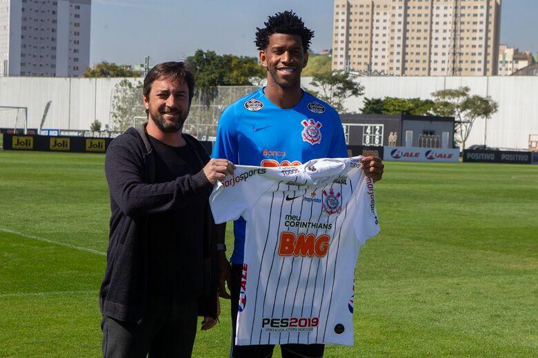 Zagueiro inicia sua segunda passagem pelo Corinthians, após conquistar títulos entre 2013 e 2016 - Crédito: Daniel Augusto Jr./Agência Corinthians