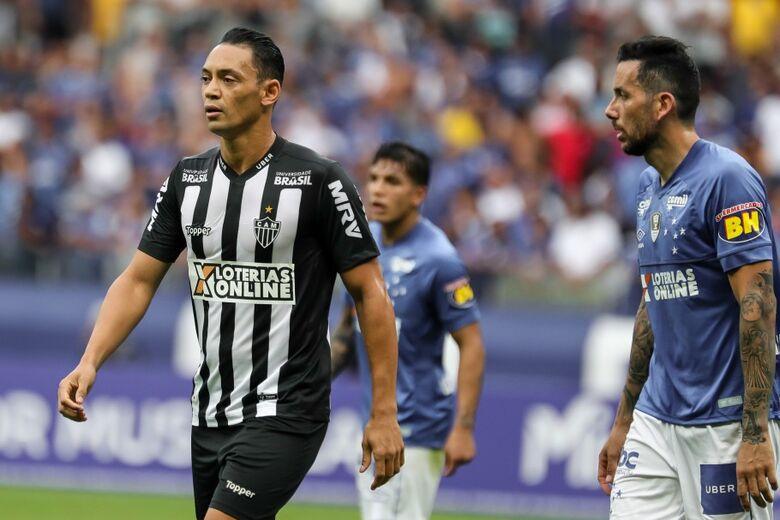 Último encontro pela competição foi na campanha histórica do Atlético-MG em 2014 - Crédito: Bruno Cantini / Atlético