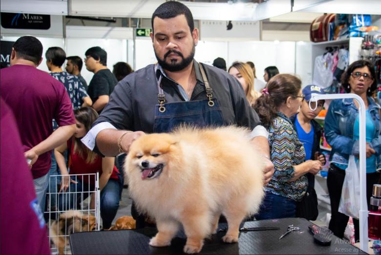 Principal feira do segmento pet de Mato Grosso do Sul, acontecerá entre os dias 19 e 21 de setembro - Crédito: Divulgação