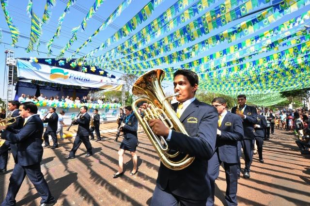 Depois de anos desativada, a Banda Lira Douradense vai retomar as atividades em Dourados - Crédito: Divulgação