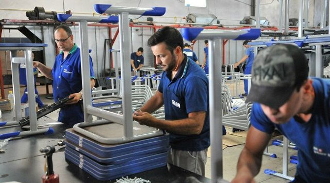 Estado criou 14.659 vagas no mercado de trabalho formal neste ano - Crédito: Divulgação