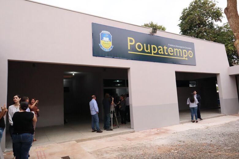 Délia Razuk inaugurou o Poupatempo na manhã desta segunda-feira e prometeu recuperar mais prédios públicos - Crédito: A.Frota