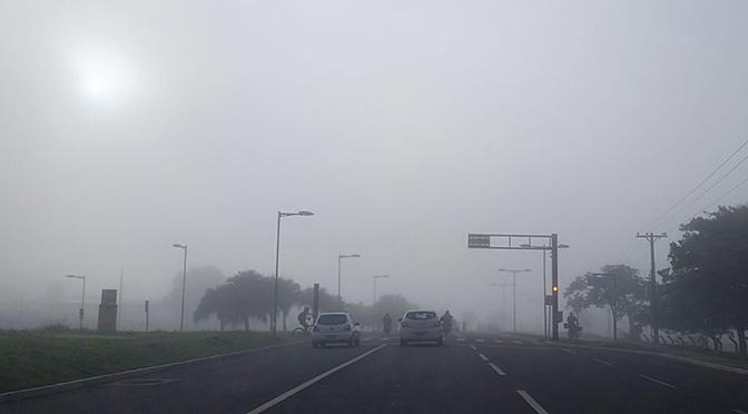 Máxima em Dourados será de 23°C - Crédito: Edemir Rodrigues