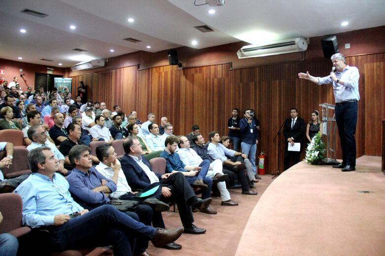 Jaime Verruck comentou a mudança de Mato Grosso do Sul para o bloco quatro, dentro do Plano Nacional e falou das ações do Governo - Crédito: Famasul