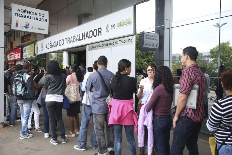 Os dados foram divulgados ontem (15) pelo Instituto Brasileiro de Geografia e Estatística (IBGE) - Crédito: José Cruz/Agência Brasil
