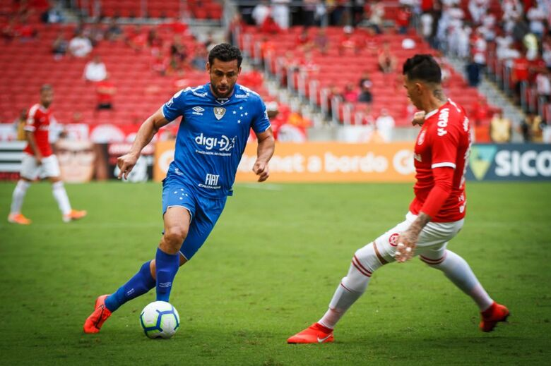 Raposa e Colorado fazem o primeiro jogo do duelo pela semifinal - Crédito: Vinnicius Silva/Cruzeiro