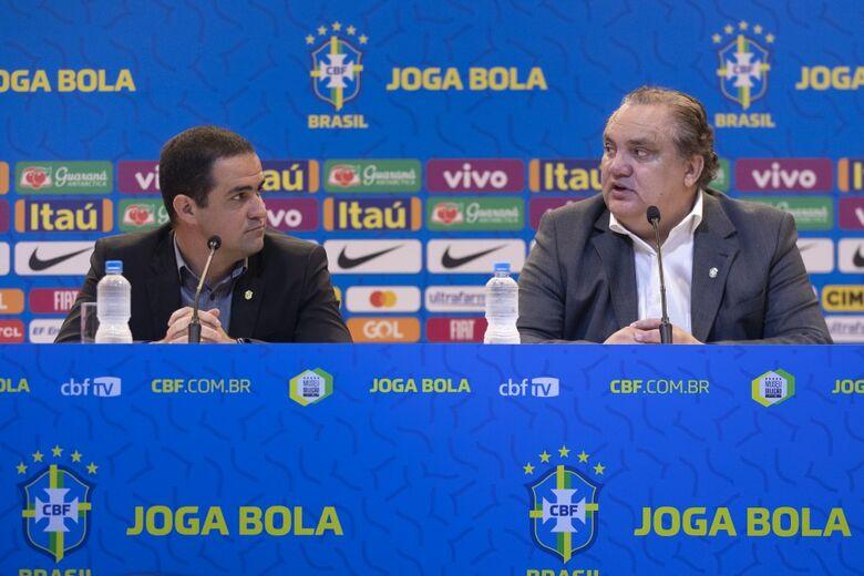 Seleção Brasileira enfrentará Colômbia e Chile em São Paulo durante a próxima data FIFA - Crédito: Lucas Figueiredo/CBF