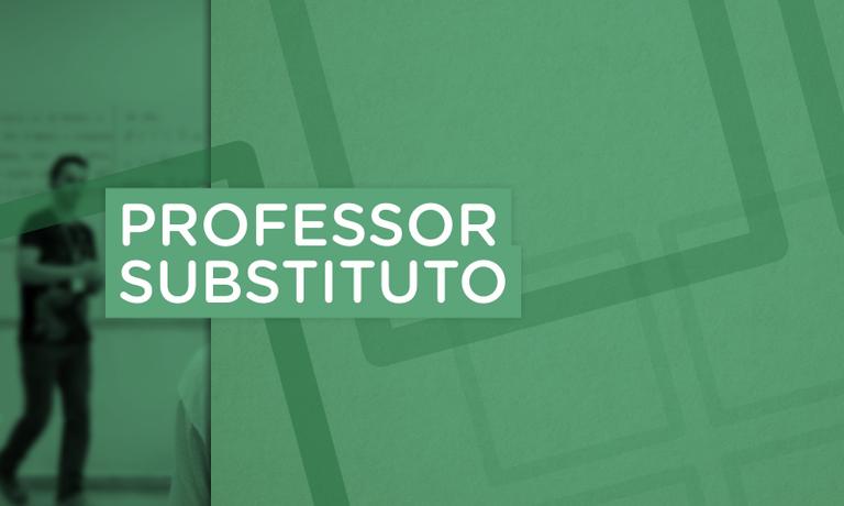 IFMS abre dez vagas para professor substituto - Crédito: Divulgação
