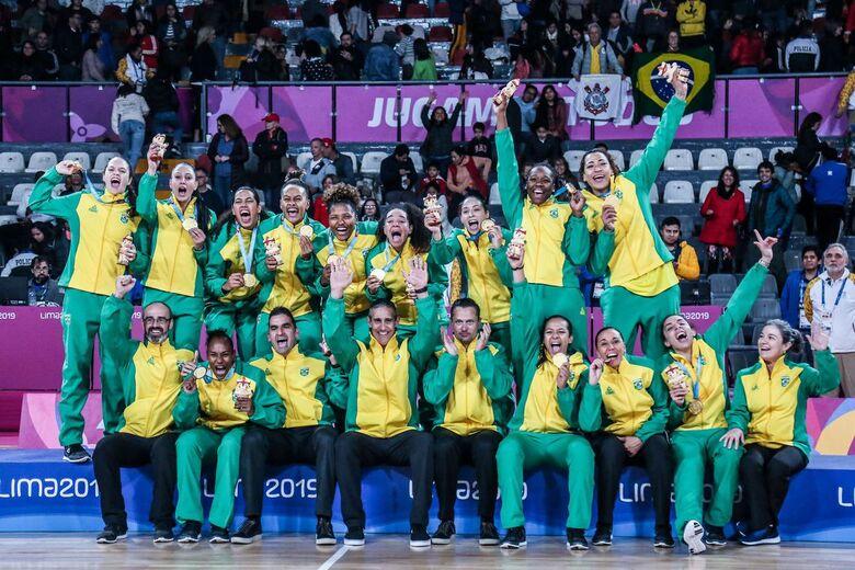 Brasil conquistou 171 medalhas sendo 55 de ouro - Crédito: Pedro Ramos/ rededoesporte.gov.br